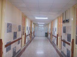 Una de las salas reparadas. Foto: L. Mitjans.