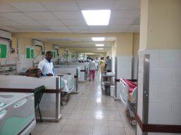Los pacientes aseguran que cuentan con óptimas condiciones. Foto: L. Mitjans