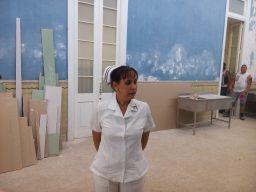 La licenciada Marianela Chaviano. Foto: L. Mitjans