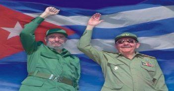 Fidel es artífice de la biotecnología cubana y el presidente Raúl Castro, ha acompañado esa obra. Foto: cubadebate