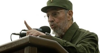 Compilan 90 discursos de Fidel Castro