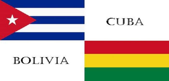 Ratifican Bolivia y Cuba excelentes nexos - Radio Reloj, emisora cubana de  la hora y las noticias