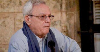 Dr. Eusbio Leal, historian of Havana.