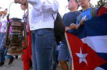 Marti Flame in Matanzas.