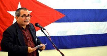 Cuban diplomat Juan Antonio Fernandez.