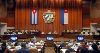 National Assembly of People´s Power, Cuba.