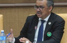 The Director General of the World Health Organization (WHO), Tedros Adhanom Ghebreyesus
