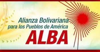 Bolivarian Alliance for the Peoples of our America.