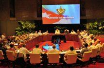 Council of Ministers analyzed economy behavior.