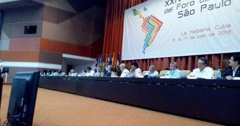 Twenty-fourth Sao Paulo Forum.