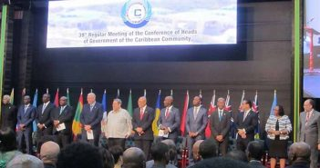 Thirty-ninth Meeting of the Conference of Heads of Government of the Caribbean Community (CARICOM).