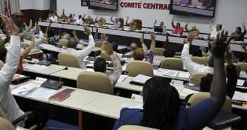 Plenary of the Central Committee.