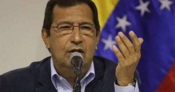 Adam Chavez, Vice President of International Affairs of the United Socialist Party of Venezuela.