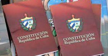 The Constitutin of the Republic of Cuba.
