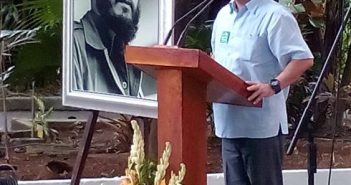 Act of remembrance to Fidel held at the ICAP.