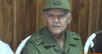 Senior Army official goes around municipalities in Villa Clara.