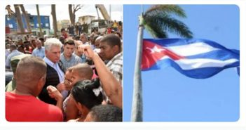 Cuba has infinite moral reserves.