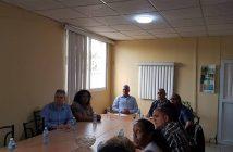 Diaz-Canel starts government visit to Havana.