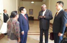 Cuba and Vietnam increase friendship bonds.