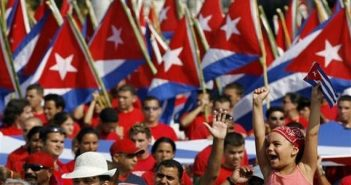 U.S. siege will not block principles in Cuba, says President.