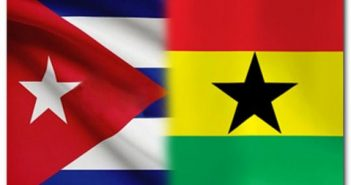 Vice-President of Ghana arrives in Cuba today