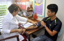 Cuba: Nine doctors per one thousand inhabitants