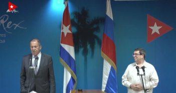 Cuba and Russia: Principles in tune