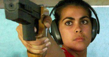 Laina Pérez, tiro deportivo