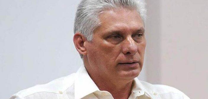 Llama Díaz-Canel a eliminar trabas en inversión en educación cubana