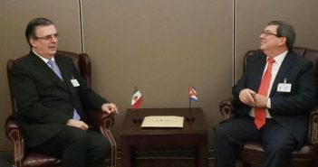 Chancellor of Cuba meets extensive agenda at UN