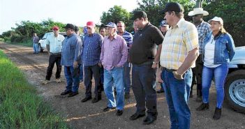 Machado Ventura visits agricultural collectives in Granma