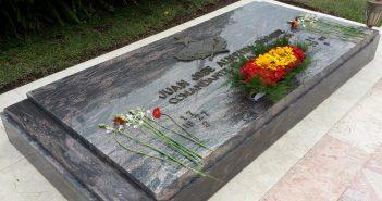 Homenaje a Juan Almeida