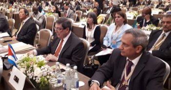 Cuba denounces U.S. before Non-Aligned Movement