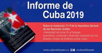 Cuba reports upsurge in U.S. financial blockade