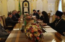 President of Cuba meets with Patriarch Kirill