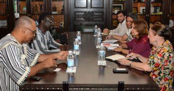 Cuba and Burkina faso strengthen parliamentary ties