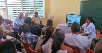 Council of Ministers visits Guantanamo province