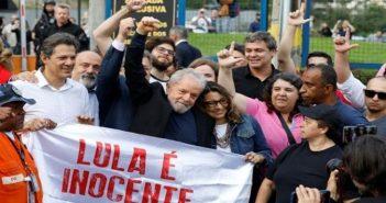 Lula is free