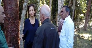 UNESCO Director General visits Sierra del Rosario
