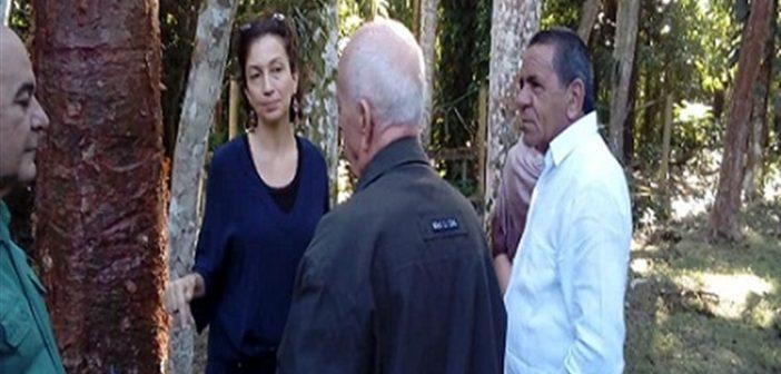 UNESCO Director General Visits Sierra del Rosario