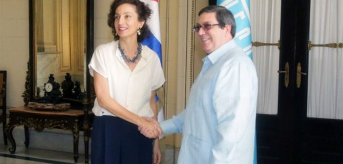 UNESCO Recognizes Cuba's Contributions
