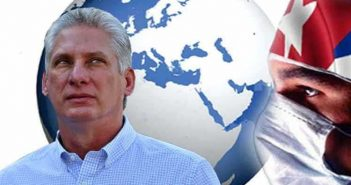 Cuban President congratulates health workers on their Day