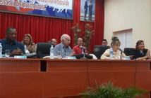 Machado Ventura attends youth congress in Ciego de Avila