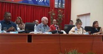 Machado Ventura attends youth congress in Ciego de Avila