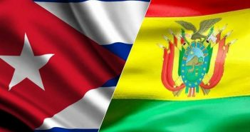 Bolivian coup government suspends relations with Cuba
