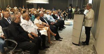 President of Cuba attends international culinary event