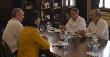 Cuba and Paraguay for strengthening parliamentary ties