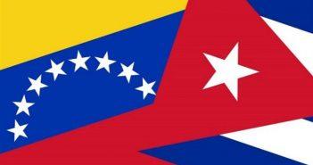 Cuban President ratifies solidarity with Venezuela