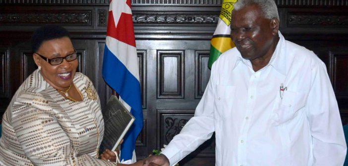 Mensaje del Presidente de la Asamblea Nacional del Poder Popular de la República de Cuba