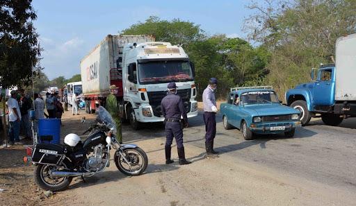 Refuerzan control de la entrada y salida de Camagüey para prevenir la Covid-19